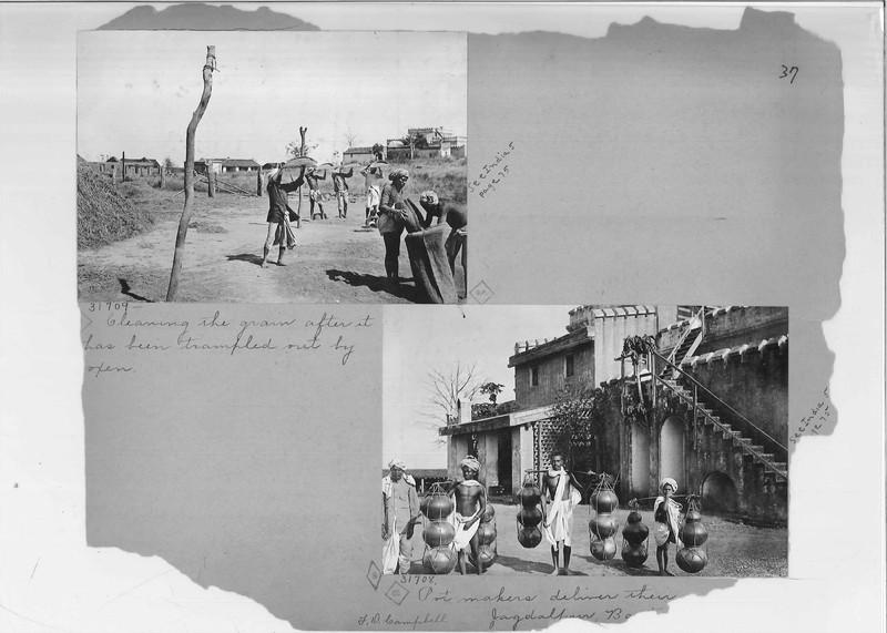 Mission Photograph Album - India - O.P. #02 Page 0037