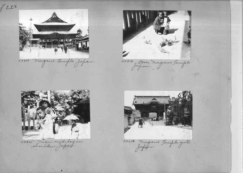 Mission Photograph Album - Japan #03 Page 0222