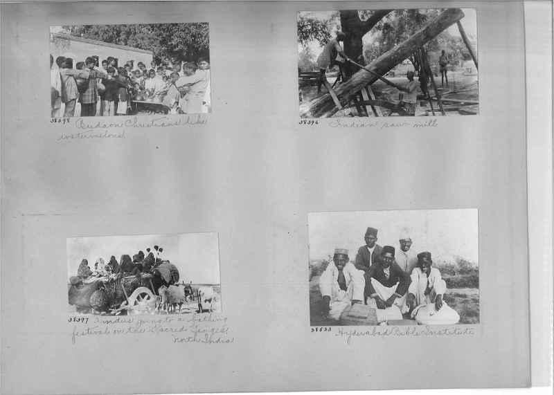 Mission Photograph Album - India #05_0104