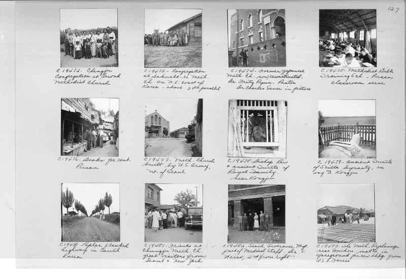 Mission Photograph Album - Korea #6 page 0127