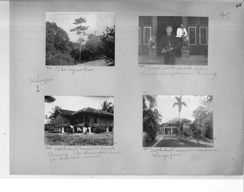 Mission Photograph Album - Malaysia #1 page 0045