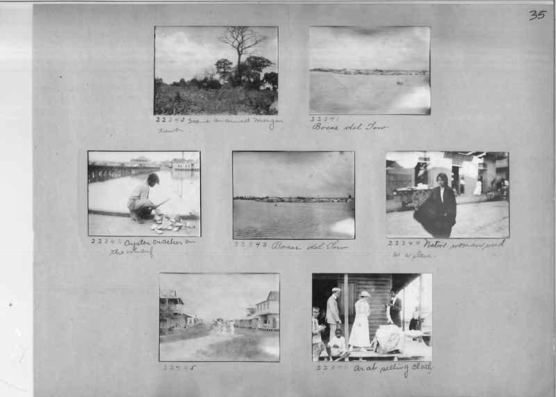 Mission Photograph Album - Panama #02 page 0035
