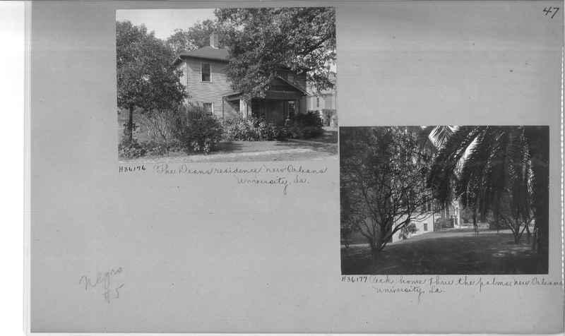 Mission Photograph Album - Negro #5 page 0047