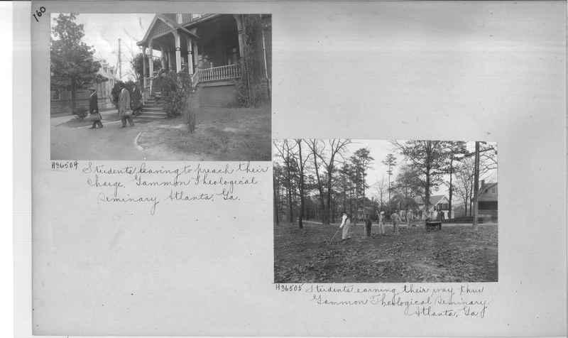 Mission Photograph Album - Negro #5 page 0160