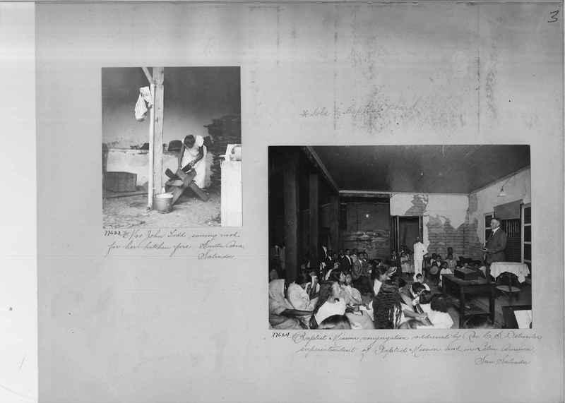 Mission Photograph Album - Panama #04 page 0003