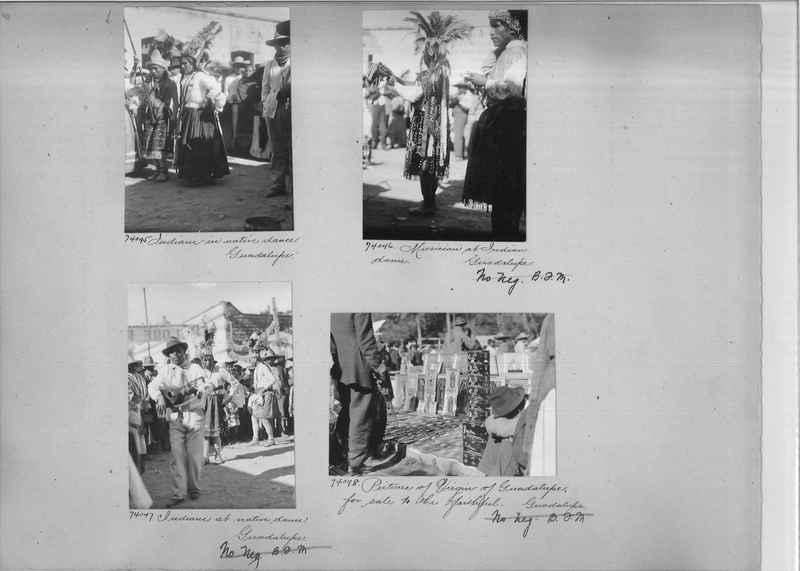 Mission Photograph Album - Mexico #05 page 0006