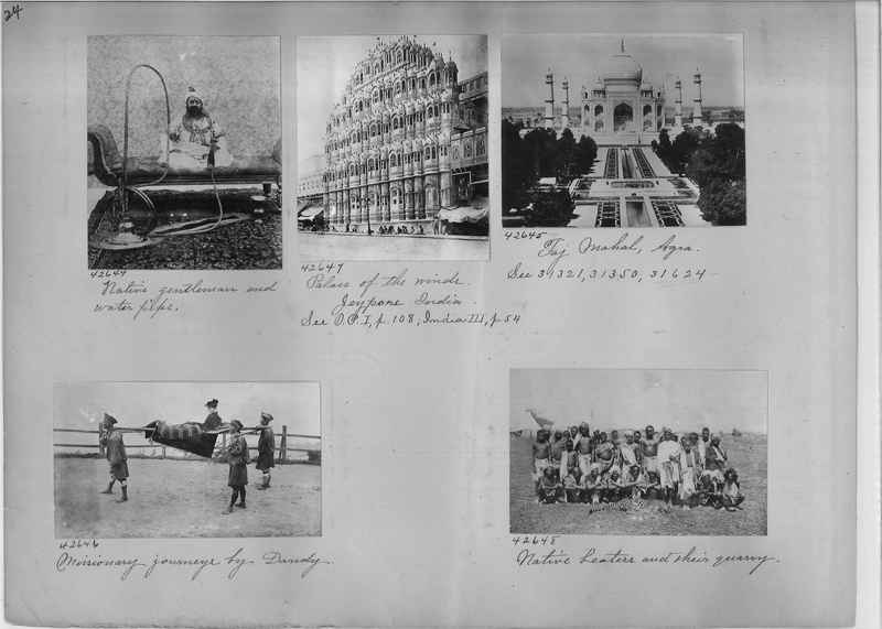 Mission Photograph Album - India #06 Page_0024