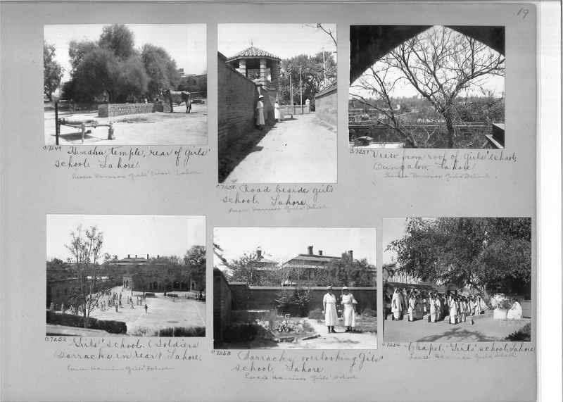 Mission Photograph Album - India #13 Page 0019