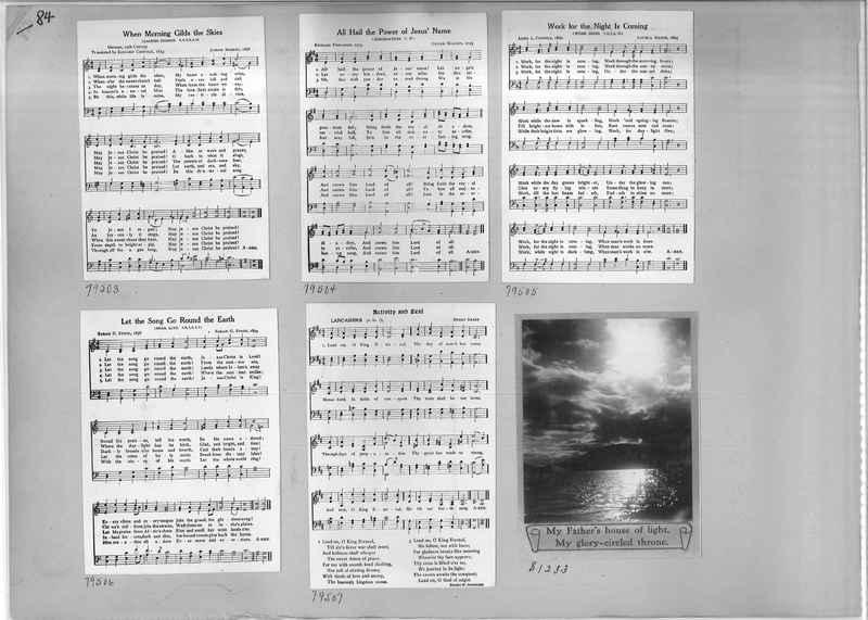 Mission Photograph Album - Miscellaneous #02 Page 0084