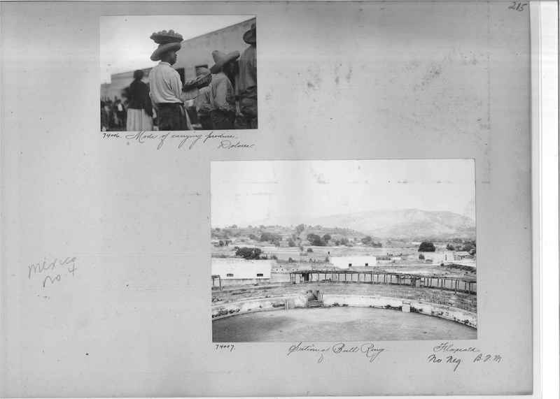Mission Photograph Album - Mexico #04 page 0215