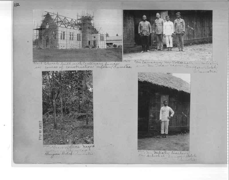 Mission Photograph Album - Malaysia #6 page 0112