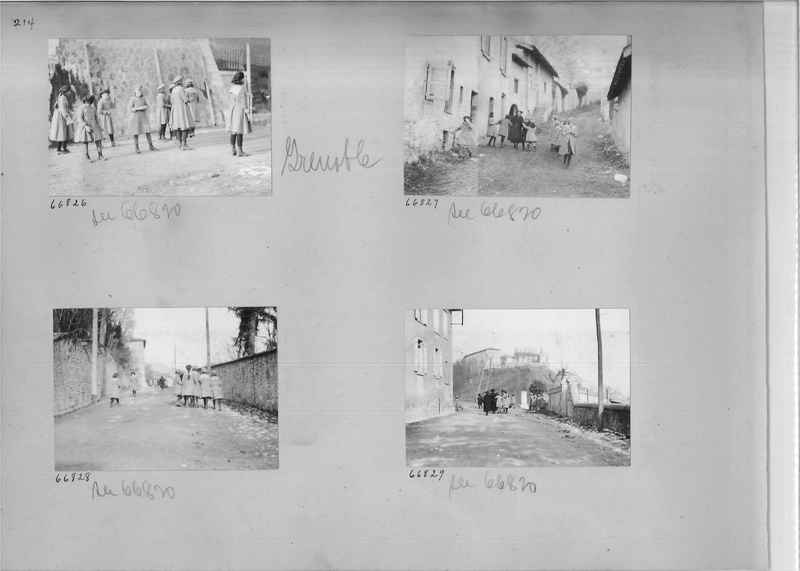 Mission Photograph Album - Europe #05 Page 0214