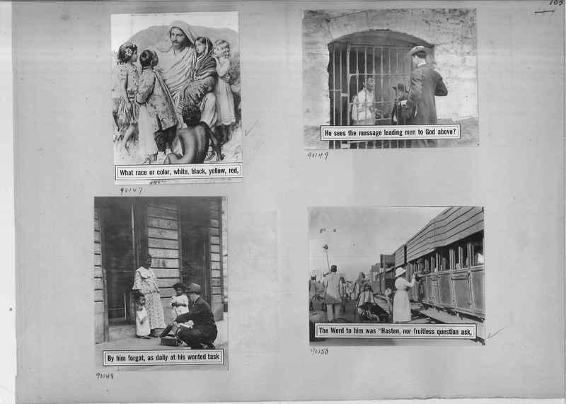 Mission Photograph Album - Miscellaneous #02 Page 0103