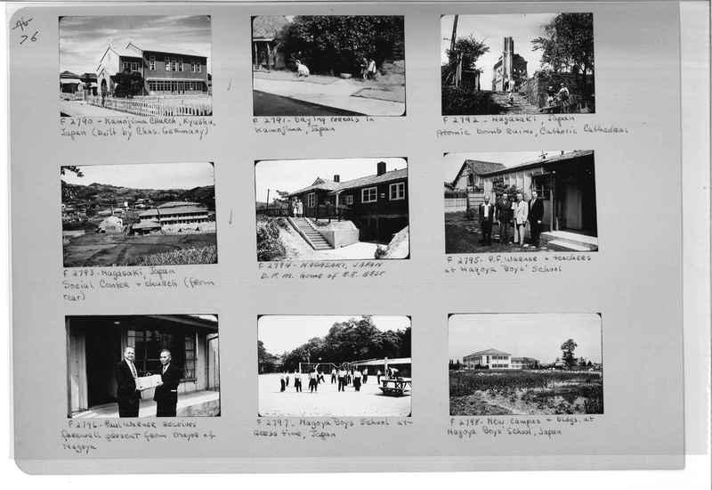 Mission Photograph Album - Japan #07 Page 0076