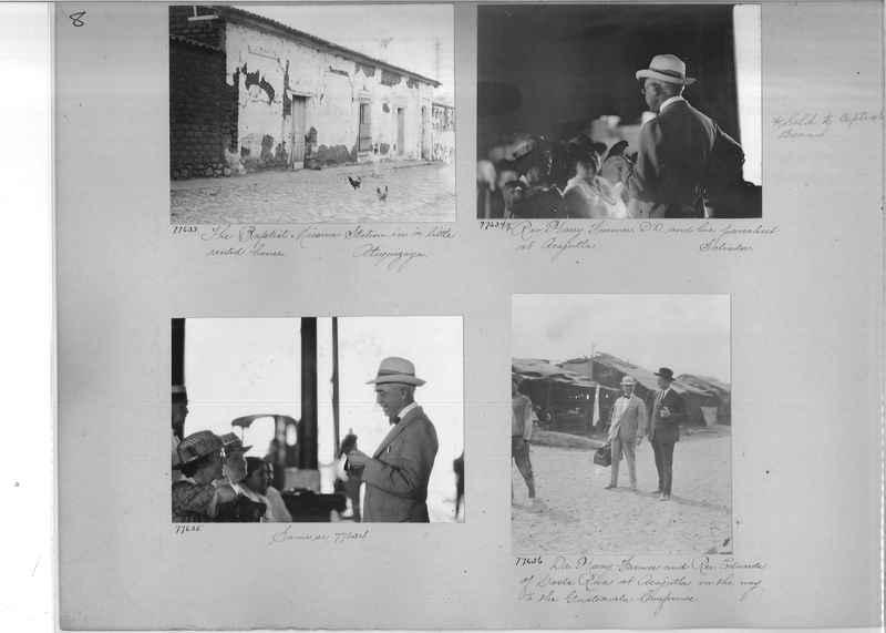 Mission Photograph Album - Panama #04 page 0008
