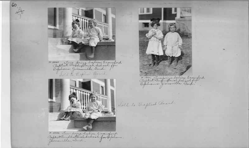 Mission Photograph Album - Education #1 page 0060