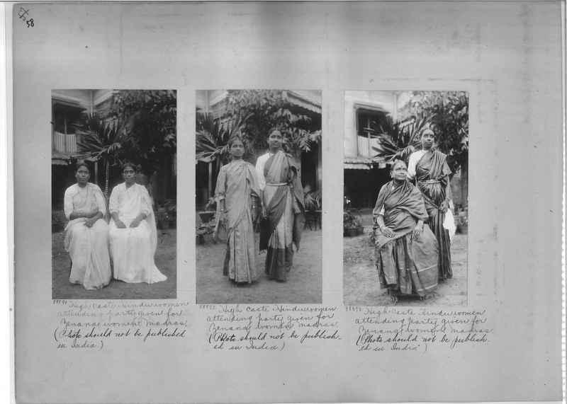 Mission Photograph Album - India #10 Page 0058