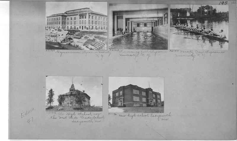Mission Photograph Album - Education #1 page 0195