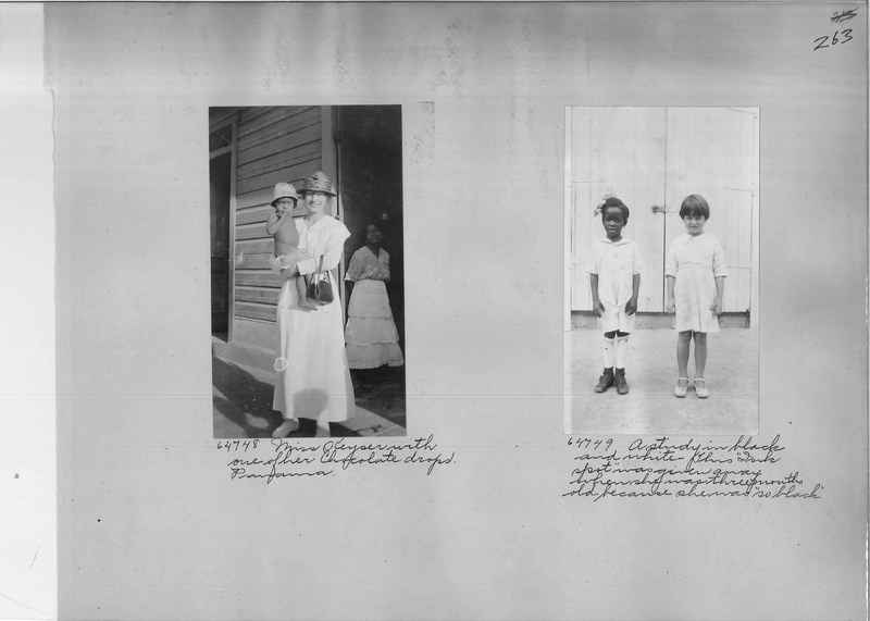 Mission Photograph Album - Panama #02 page 0263
