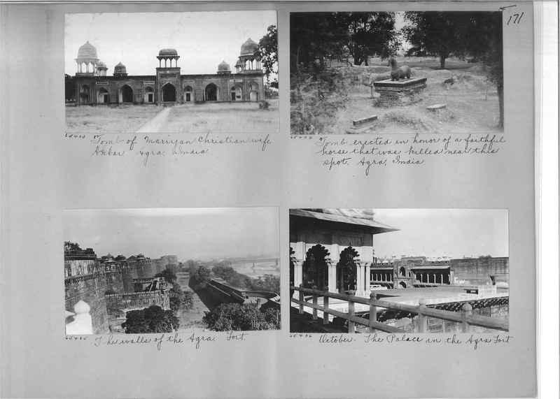 Mission Photograph Album - India #08 Page 0171