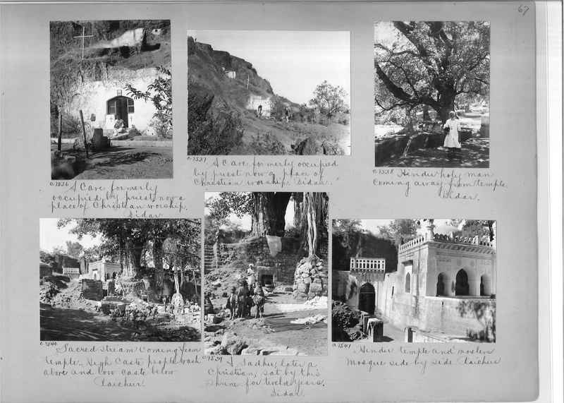 Mission Photograph Album - India #13 Page 0067