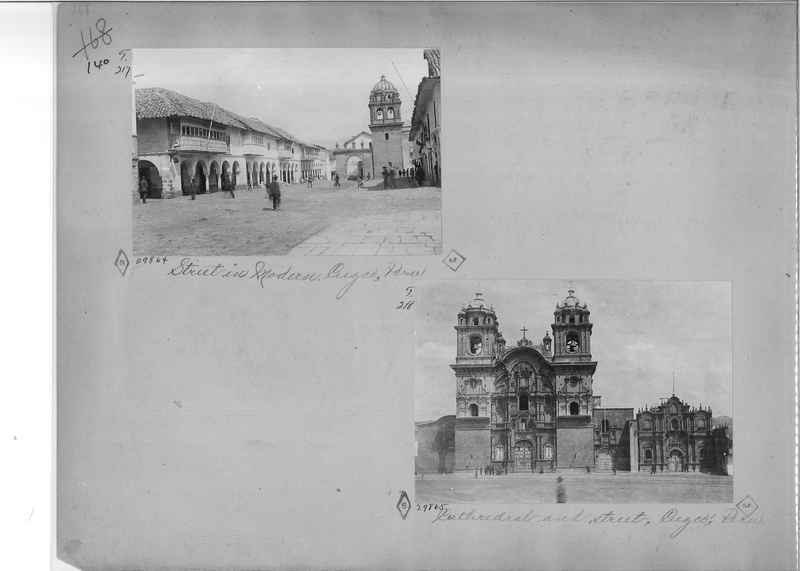 Mission Photograph Album - South America O.P. #2 page 0140