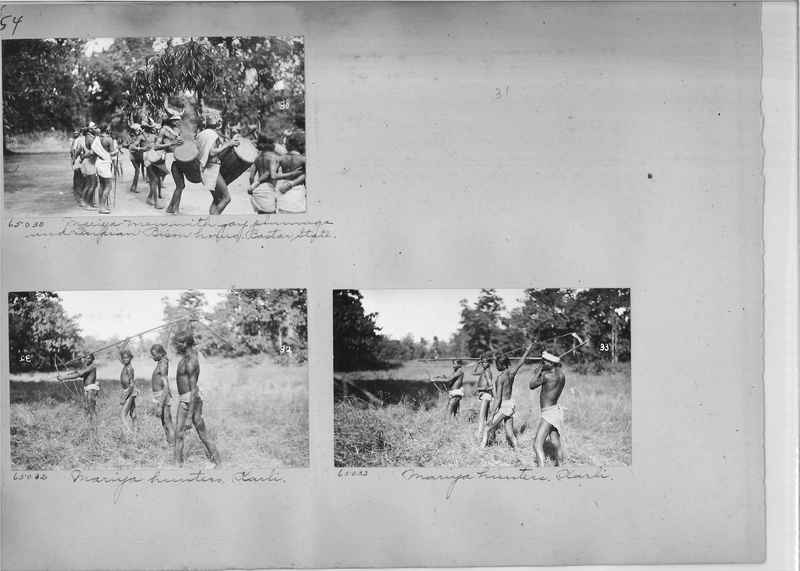 Mission Photograph Album - India #08 Page 0054