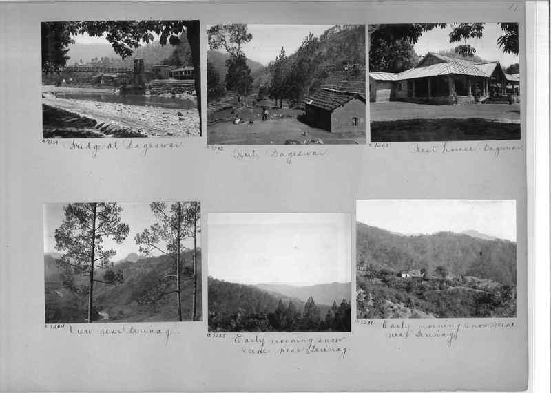 Mission Photograph Album - India #13 Page 0011