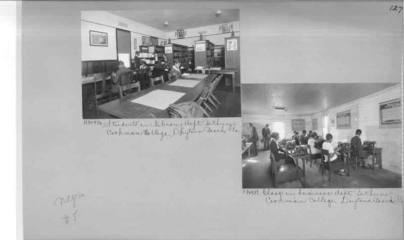 Mission Photograph Album - Negro #5 page 0127