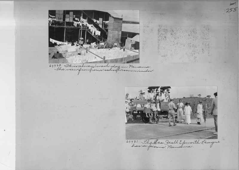 Mission Photograph Album - Panama #02 page 0255