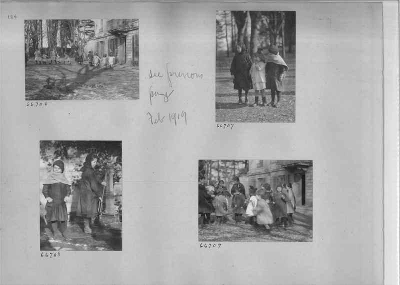 Mission Photograph Album - Europe #05 Page 0184