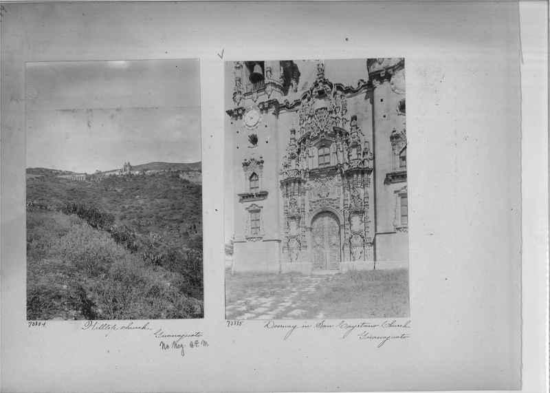 Mission Photograph Album - Mexico #04 page 0174