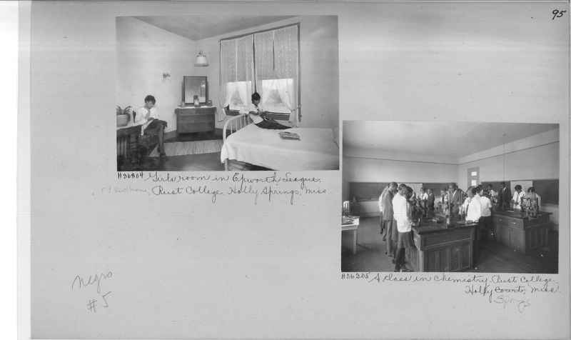 Mission Photograph Album - Negro #5 page 0095