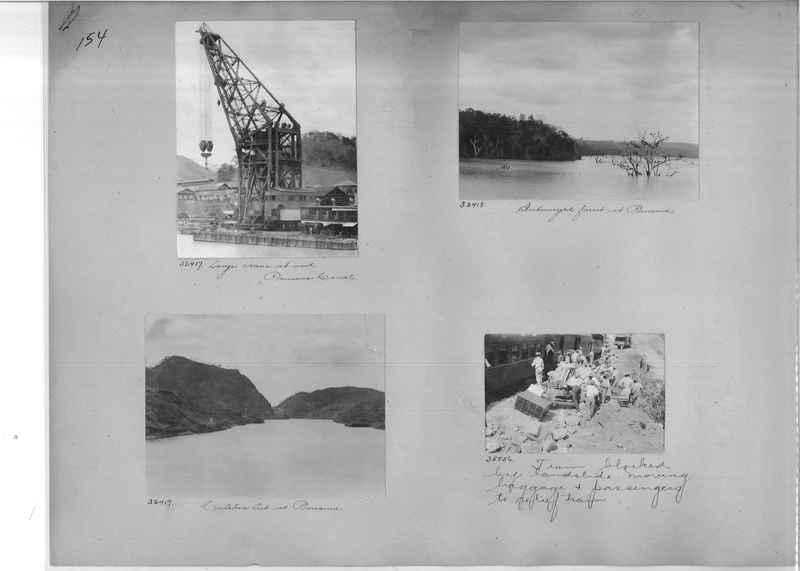 Mission Photograph Album - Panama #02 page 0154