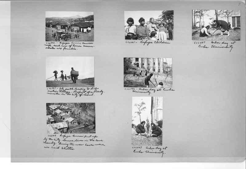 Mission Photograph Album - Korea #6 page 0009