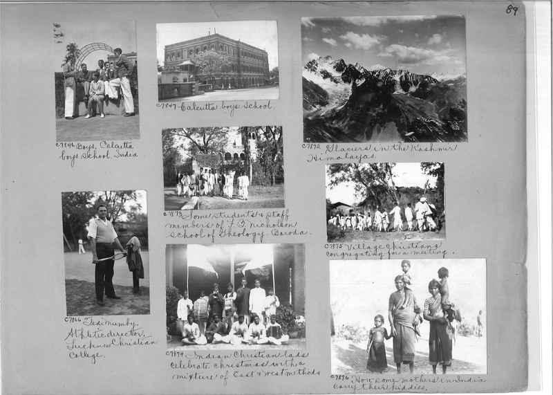Mission Photograph Album - India #13 Page 0089