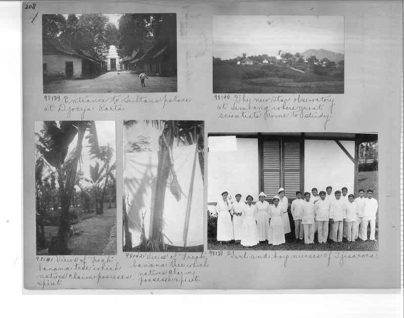 Mission Photograph Album - Malaysia #6 page 0208