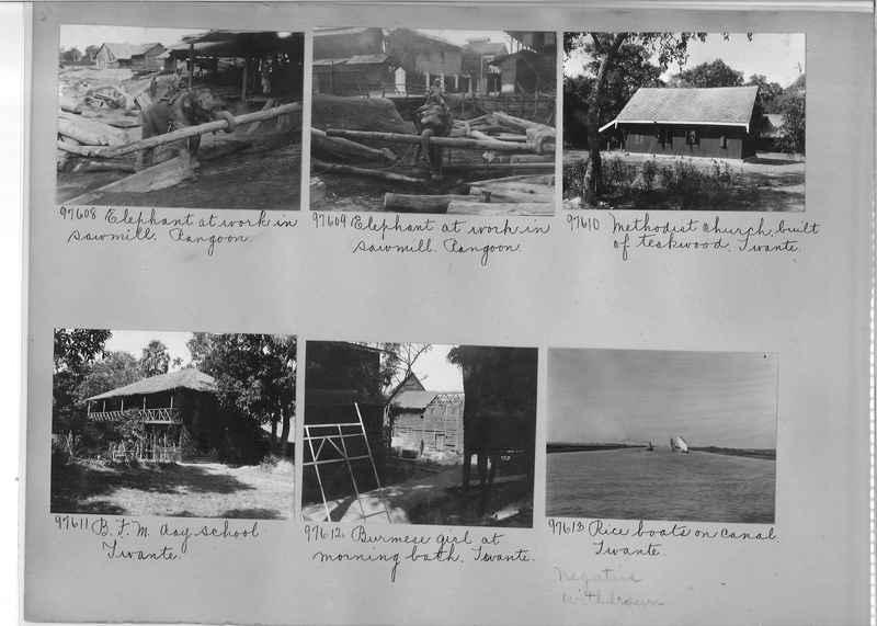 Mission Photograph Album - Burma #2 page 0040