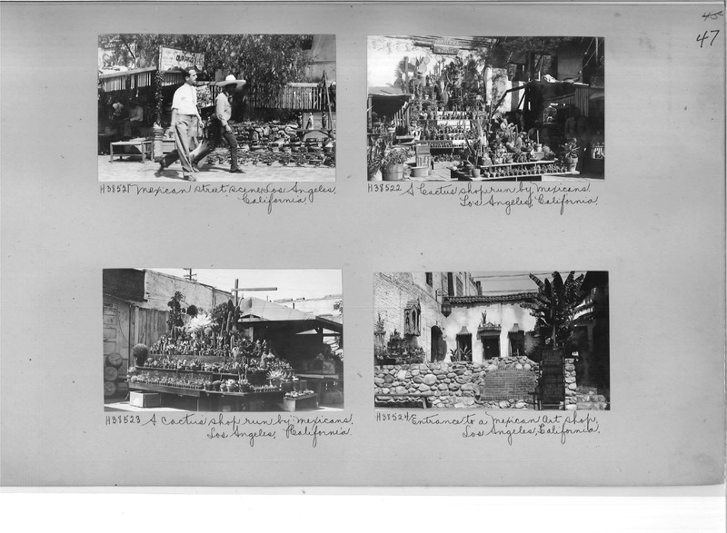 Mission Photograph Album - Latin America #2 page 0047