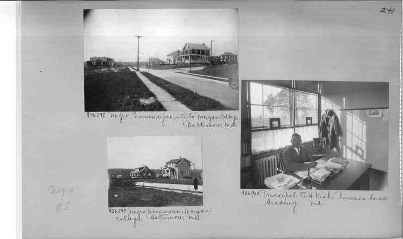 Mission Photograph Album - Negro #5 page 0241