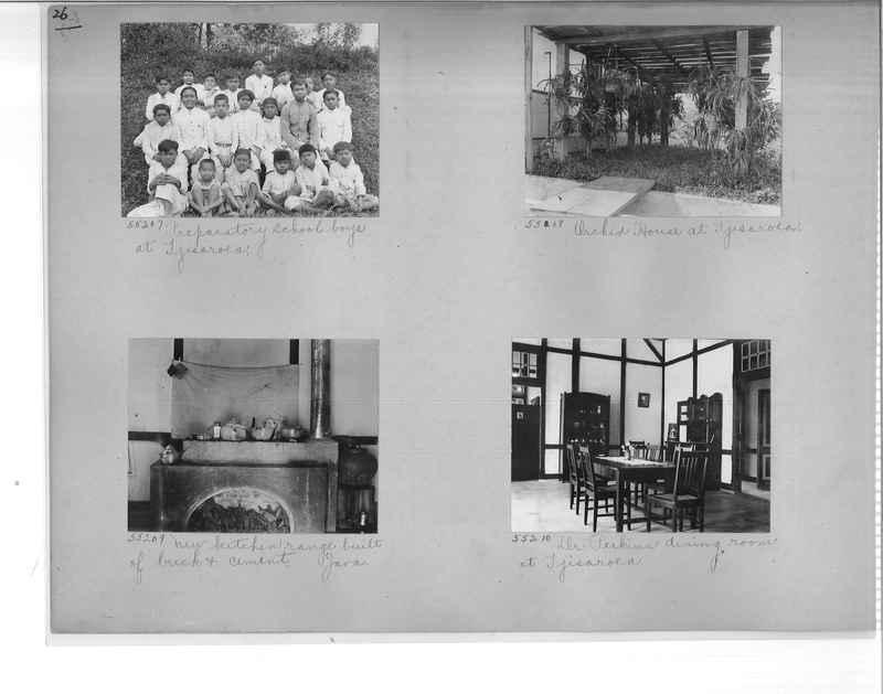 Mission Photograph Album - Malaysia #6 page 0026