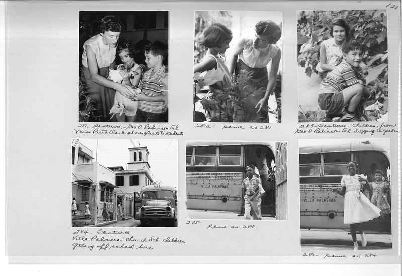 Mission Photogragh Album - Puerto Rico #4 page 0121
