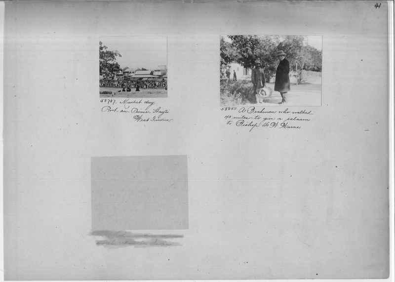 Mission Photograph Album - Miscellaneous #02 Page 0041