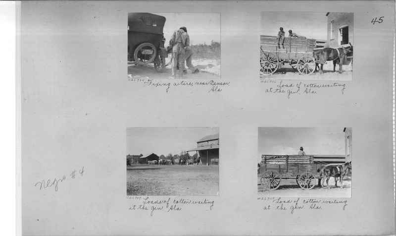 Mission Photograph Album - Negro #4 page 0045