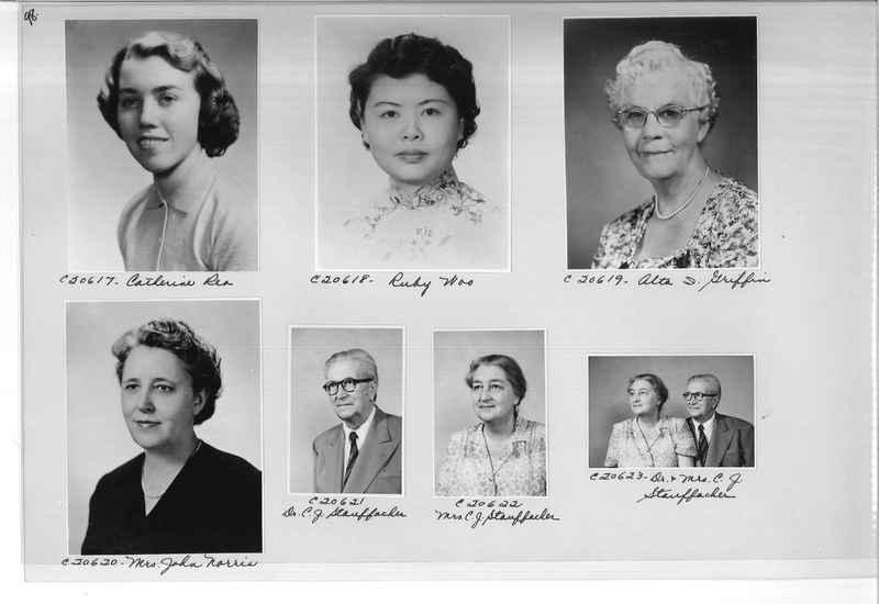 Mission Photograph Album - Portraits #09 Page 0098