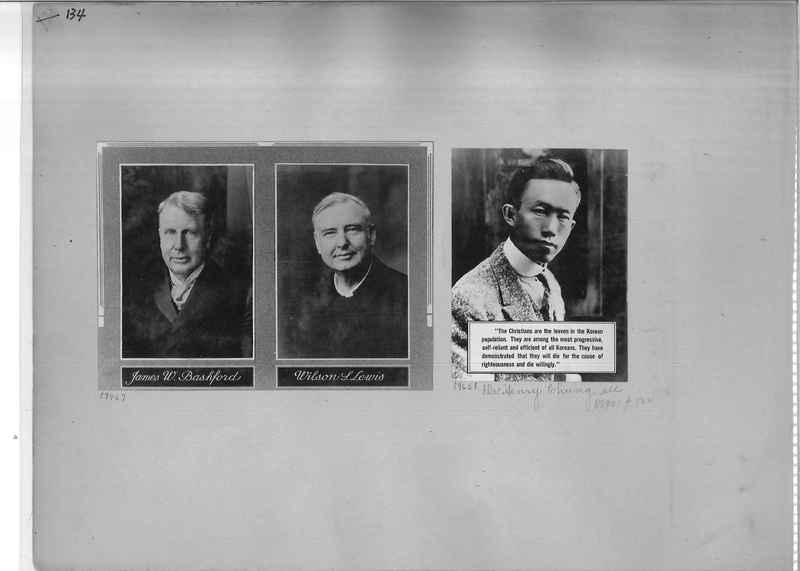 Mission Photograph Album - Portraits #3 page 0134