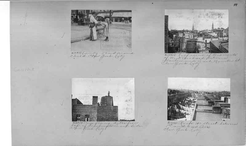 Mission Photograph Album - Cities #8 page 0049