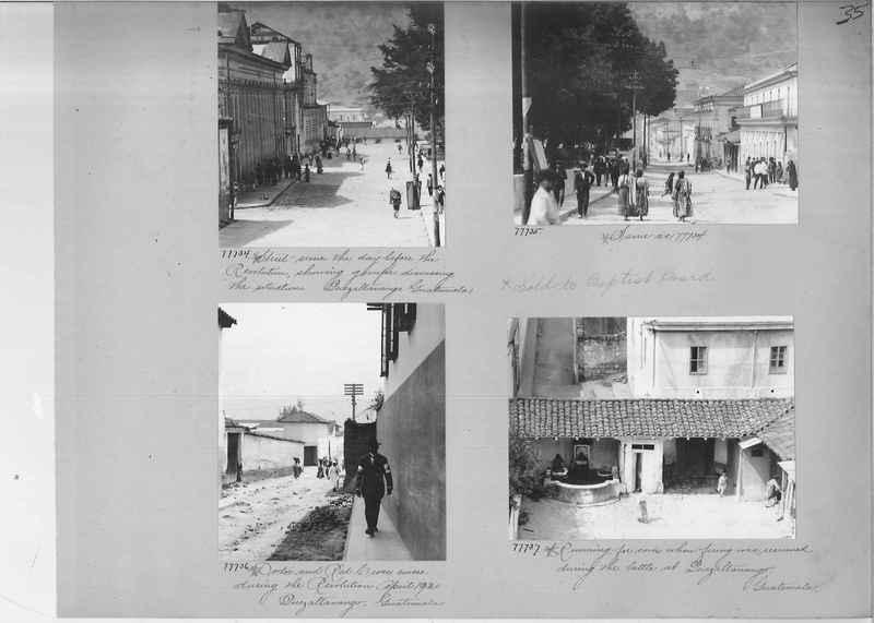Mission Photograph Album - Panama #04 page 0035