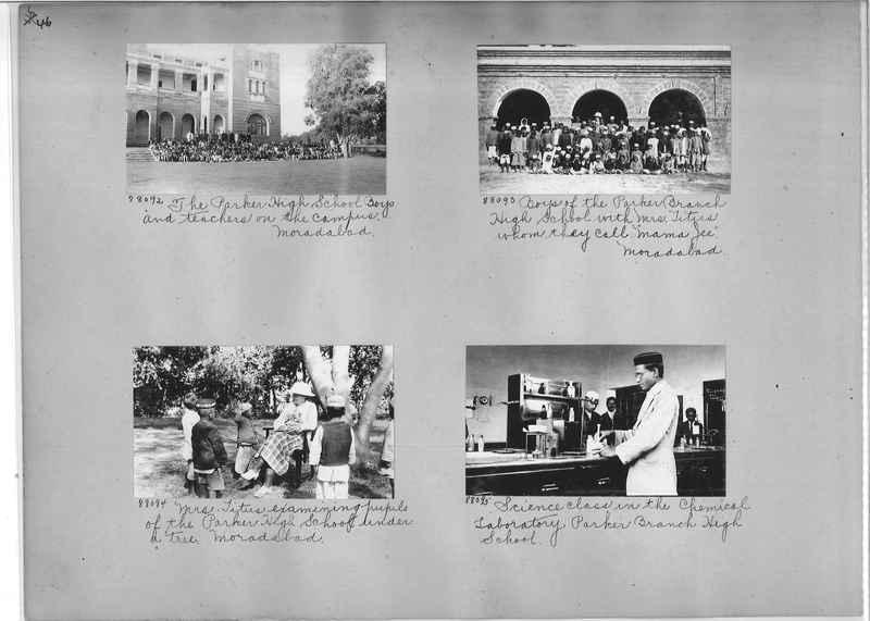 Mission Photograph Album - India #10 Page 0046