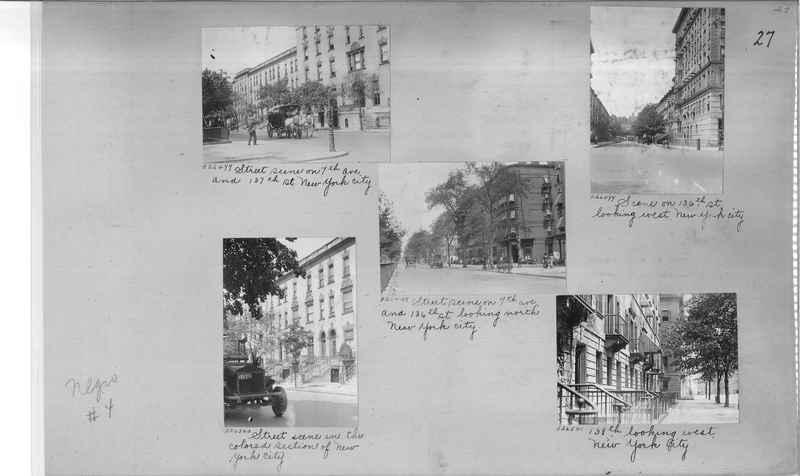 Mission Photograph Album - Negro #4 page 0027
